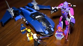Lego 76022 Marvel Super Heroes X Men vs The Sentinel [Build]