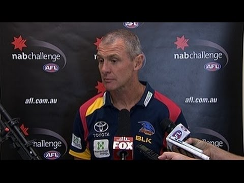 Walsh post-match: NAB 2
