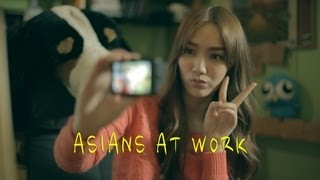 Asians At Work