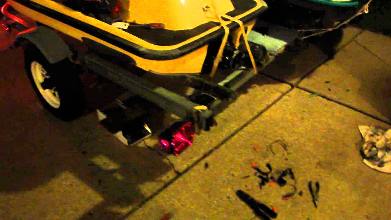 Trailer Wiring Problems  Running Lights  Brake Lights