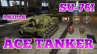 World of Tanks // SU-76I // Ace Tanker // Top Gun // Xbox One