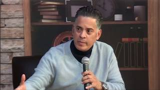 SHOCKING: Former Son of Satan Reveals How he attacked Christians (Part 1)/ Ed Citronnelli