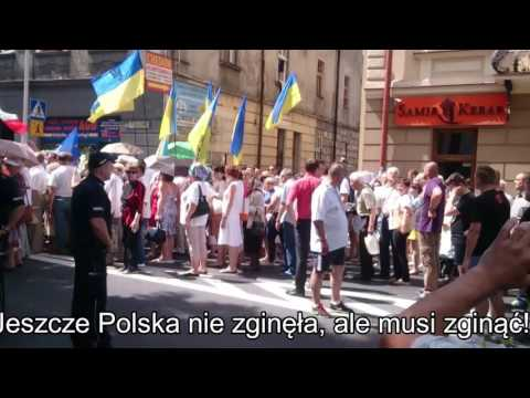 Столкновения в Польше: радикалы напали на марш украинцев. Новости сегодня 27.06.2016