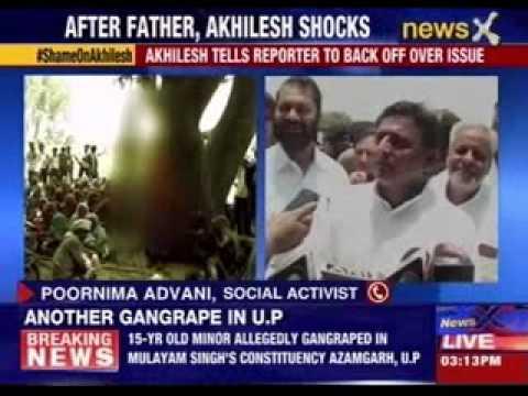 Akhilesh Yadav mocks Journalist: You are safe, why do you worry?