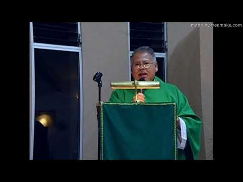 XXX Domingo Ordinario 2018, Evangelio de San Marcos 10 46 thumbnail