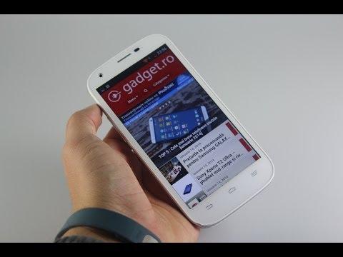 Orange Reyo / ZTE Blade Q Maxi - review [Gadget.ro]