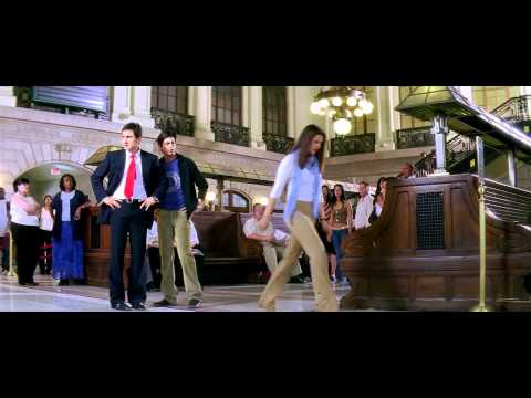 Kal Ho Naa Ho - I Love You Naina - Train Station Sad Scene Complete...