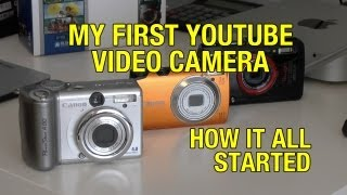 My First YouTube Video Camera - Looking Back at 2006