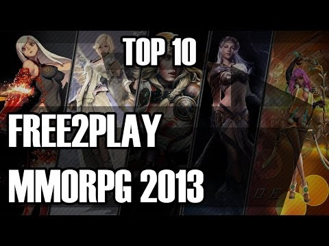 ▼ Top 10 Free2Play MMORPGS 2013 / 2014 ▼ Die besten kostenlosen Online Rollenspiele 2013