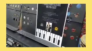 Harry toledo jazz in Studio