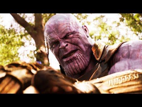 Мстители 3: Война Бесконечности — Русский трейлер #2 (2018)