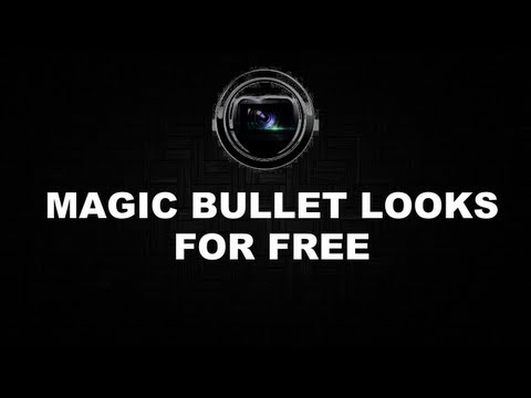 Magic Bullet Looks & Suite FREE! (Sony Vegas Pro 9.10.11.12 DOWNLOAD)