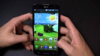 LG Optimus G Pro Review Part 2