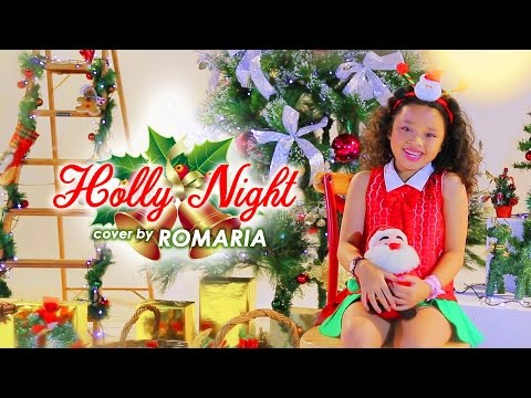 download lagu 🎄 O Holy Night - Romaria 8 Years Old - Christmas Special  🎄 gratis