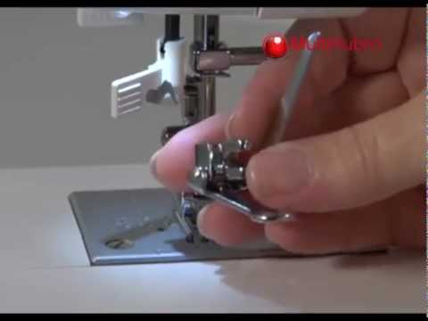 Maquina de coser electronica Singer 6180 - YouTube