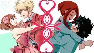 Will Pairings Destroy Boku no Hero Academia Like Naruto?