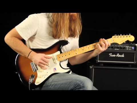 Fender Eric Johnson Signature Stratocaster Demo and Tone Review
