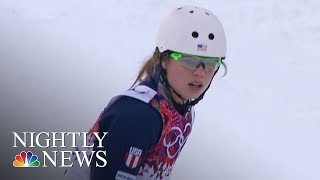 Athletes Perform Bolder Tricks, Winter Olympics Are Filled With Rewards And Risks | NBC Nightly News