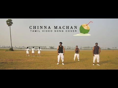 Chinna Machan-Cover Video Charlie Chaplin 2   Prabhu Deva   Nikki Galrani  Amrish