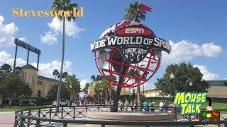 Sportsnite Episode #6: ESPN Wide World of Sports at Disneyworld