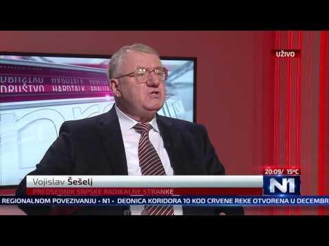 N1 Pressing: Vojislav Šešelj (22.2.2016)