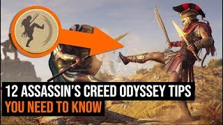 12 Assassin's Creed Odyssey Tips You Need To Know