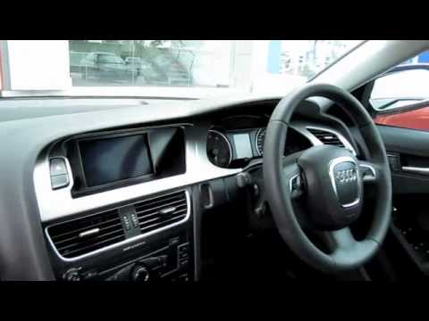 2010 Audi A4 1 8tfsi Start Up And Full Vehicle Tour Youtube