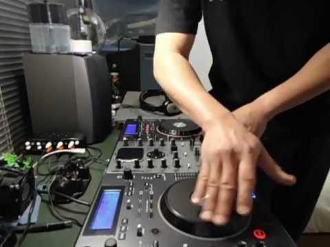 Numark Mixdeck practice scratch!