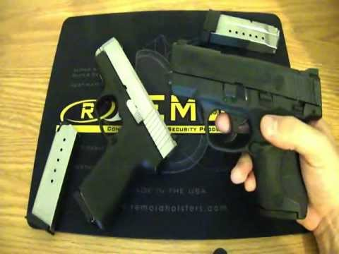Kahr CW vs. M&P Shield (What you should know)