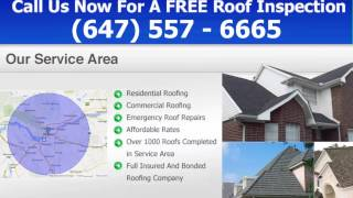 Roofing Contractors Ottawa - FREE Estimates | Call Us NOW