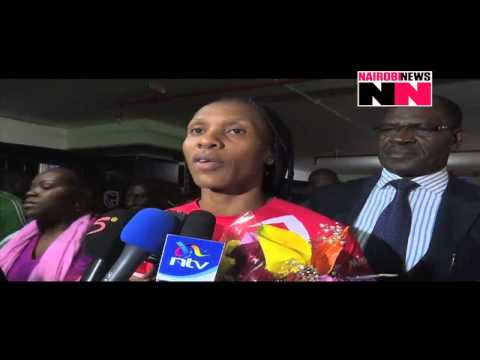 VIDEO: Malkia Strikers choose All Africa Games to World Cup