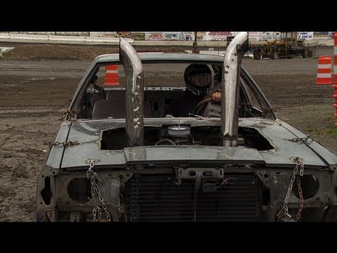 Extreme Demolition Derby (Part 3) - CAR and DRIVER