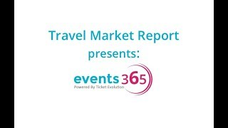 Travel Market Report Webinar: Featuring Events 365