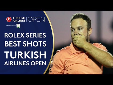 Best shots from the 2019 Turkish Airlines Open | Best of Rolex Series