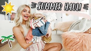 SUMMER PREGNANCY OUTFITS HAUL!!
