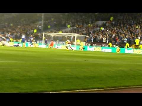 Scott Arfield goal v Chelsea (18/8/2014)
