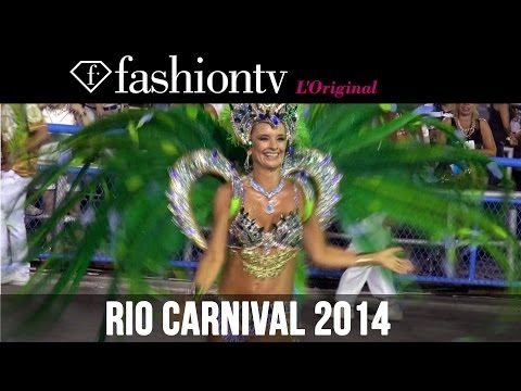 Rio Carnival 2014 Party hosted by Hofit Golan & Fani Stipkovic | FashionTV