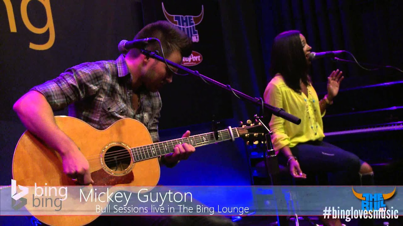 Mickey guyton why baby why bing lounge youtube