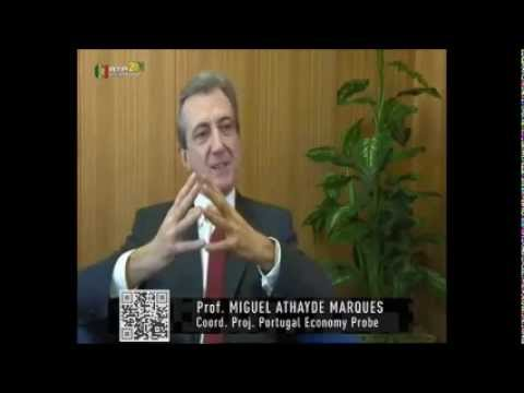 Portugal Economy Probe - Interview by Miguel Athayde Marques to RTP