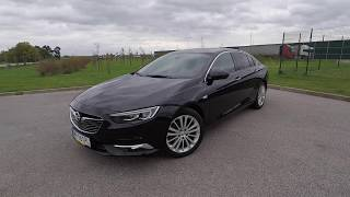 2017 Opel Insignia Grand Sport 1.5 Turbo - POV, 0-140, interior and exterior | motosekcja HD