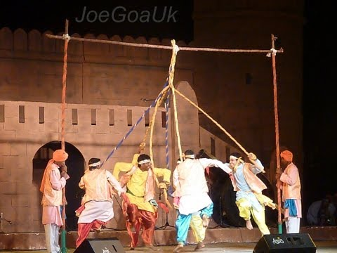 Goan Folk Dance  Goff video