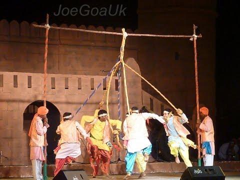 Goan Folk Dance  Goff video