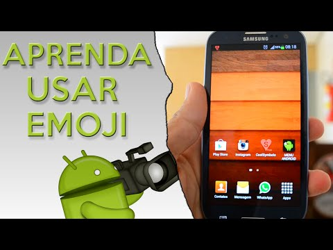 Como usar emoticons Android   ( Instagram )