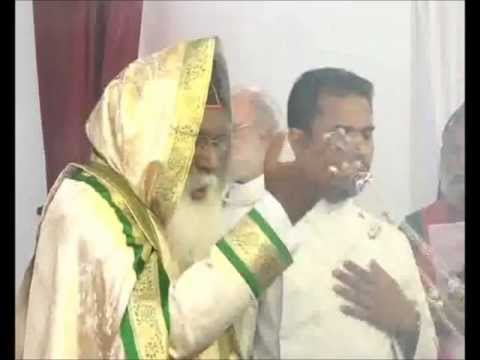 Aharon Anacha Dhoopam - Mar Thoma Syrian Church Qurbana Chant video