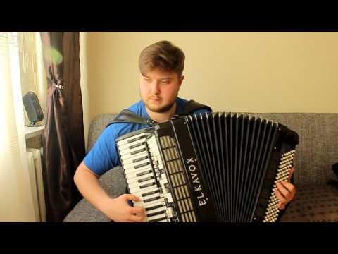 Biesiadne - Hej Sokoły (Ukraina) - Akordeon