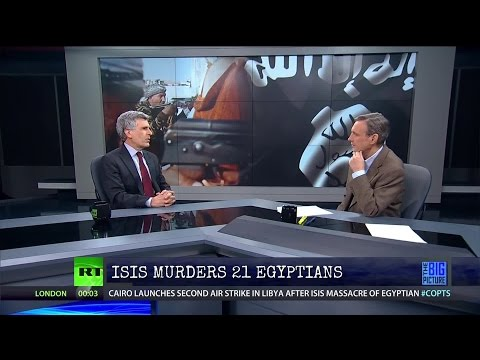 Full Show 2/16/2015: Fighting Terrorism without War