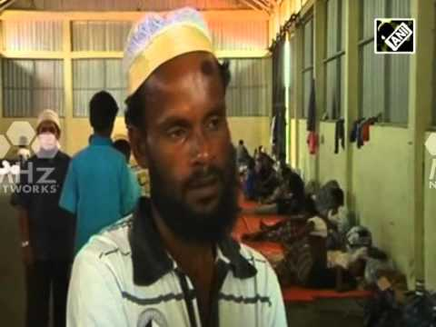 UN appeals for humanitarian help to Rohingya immigrants (SAN - 18 May, 2015)