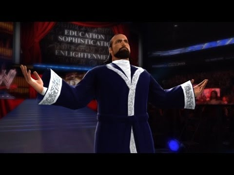 WWE '13 Community Showcase: Damien Sandow (Xbox 360)