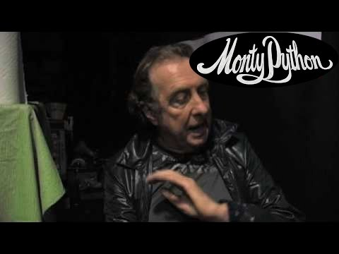 Eric Idle Responds to Your Fatuous Comments Video