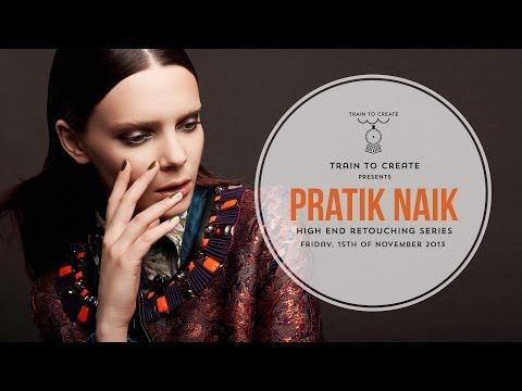 Train to Create in partnership with Wacom Europe and London College of Fashion and suported by Metro Imaging and the Second Door presents: Pratik Naik High E...